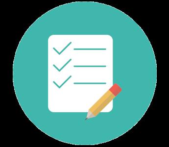 Icone Liste de Pettycon sur Pixabay