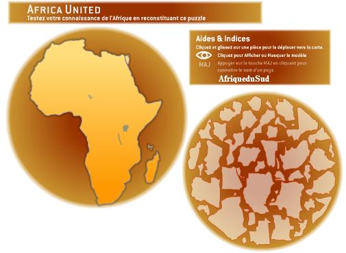 Puzzle Afrique Didacdoc
